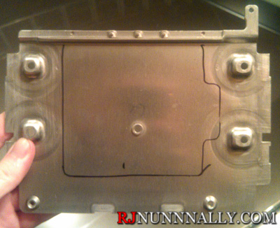 Projector Plate