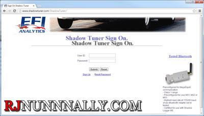 Shadow Tuner