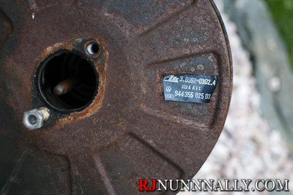 E30 ATE 944 Booster