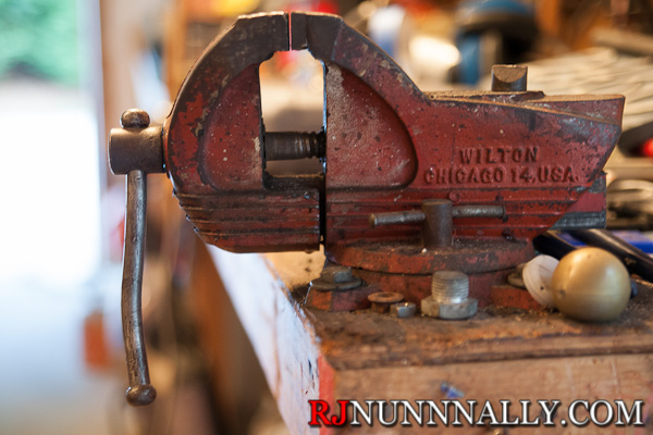 "Wilton ""Shop King"" Vise"